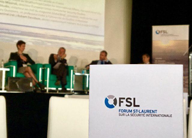 Forum Saint-Laurent sur la Sécurité internationale : Le Québec, une terre de dialogue en matière de sécurité – Par Thomas Dumoulin et Marie-Hélène Lafond