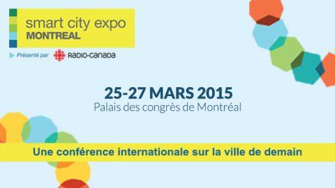 Concours Smart City Expo Montréal