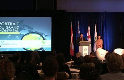 Retour sur le Forum de l'attractivité du Grand Montréal (4 novembre 2016) – Par Arielle Rakoto