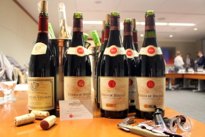 Compte-rendu sur le débat vinicole du 18 janvier – Par Arielle Rakoto
