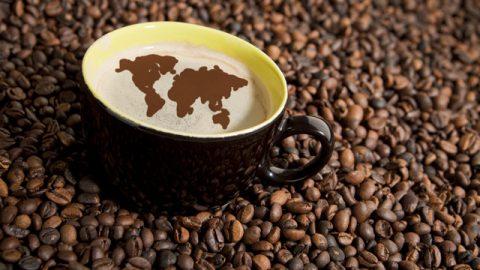 """Série  """"Les cafés du monde"""""""